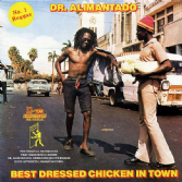 Dr. Alimantado - Best Dressed Chicken in Town (Keyman) LP